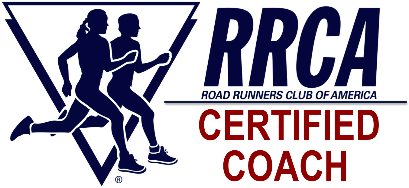 RRCA certified logo